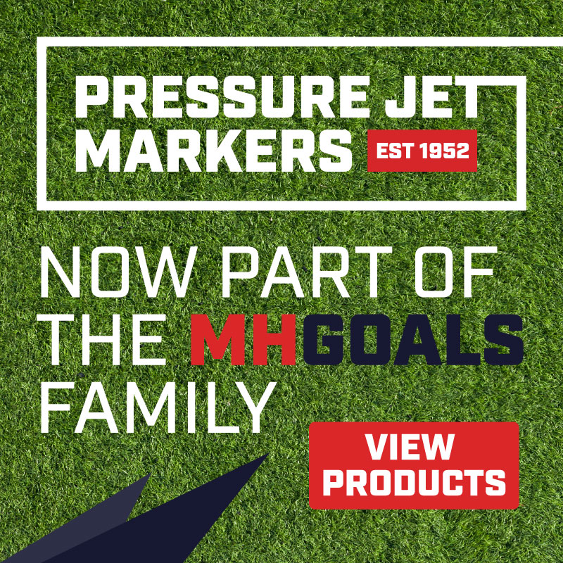 MH Goals and Pressure Jet Markers