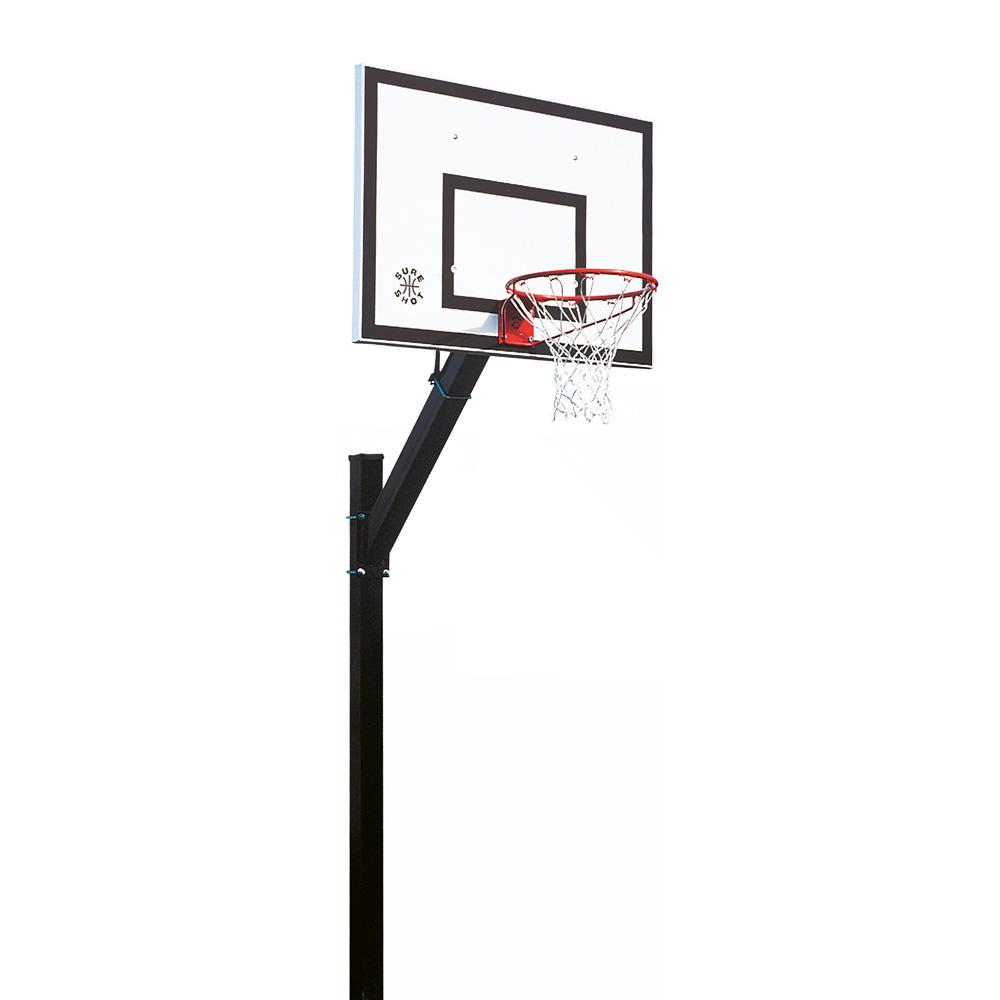 660 Sure Shot Heavy Duty Adjustable Basketball Goals