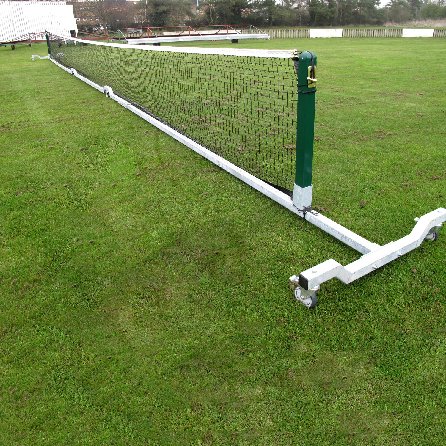 Easy Move Freestanding Tennis Posts