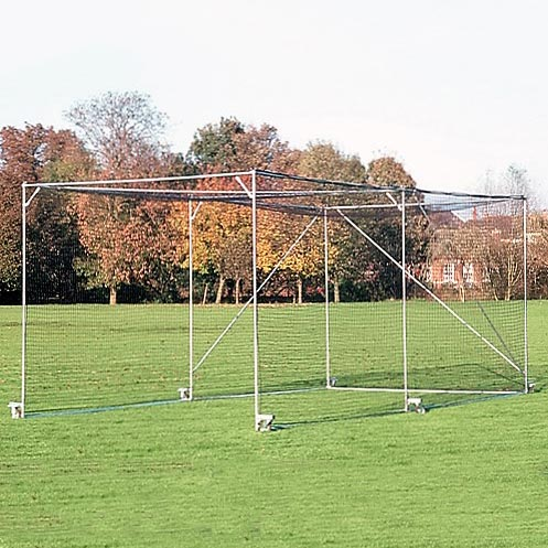 Mobile Steel Cricket Cage