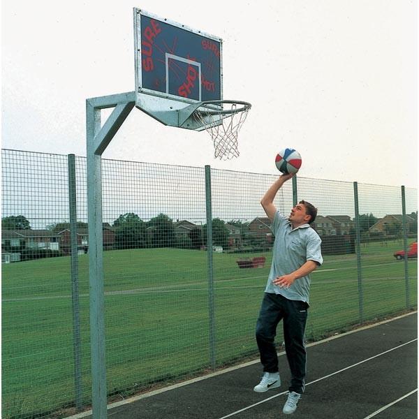 670 Sure Shot Gladiator Basketball Goals
