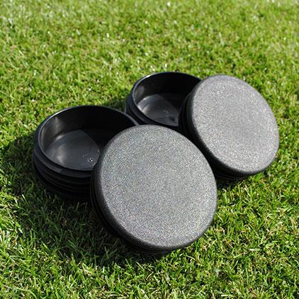 76mm Plastic Caps For Steel Sockets (Set Of 4)