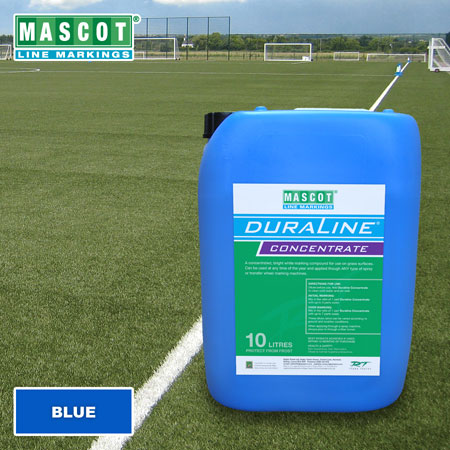 Blue Coloured Concentrate 10L Line Marking Paint