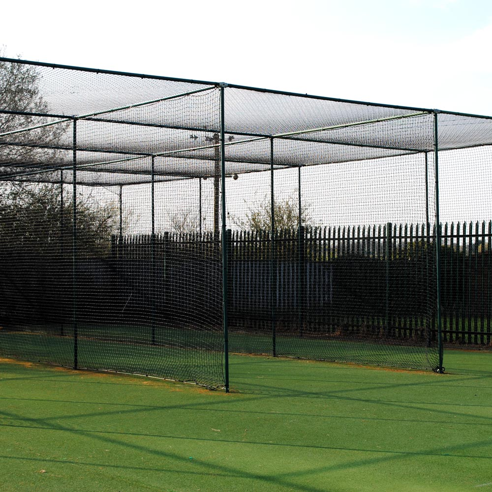 Single Bay Fixed Cricket Cages