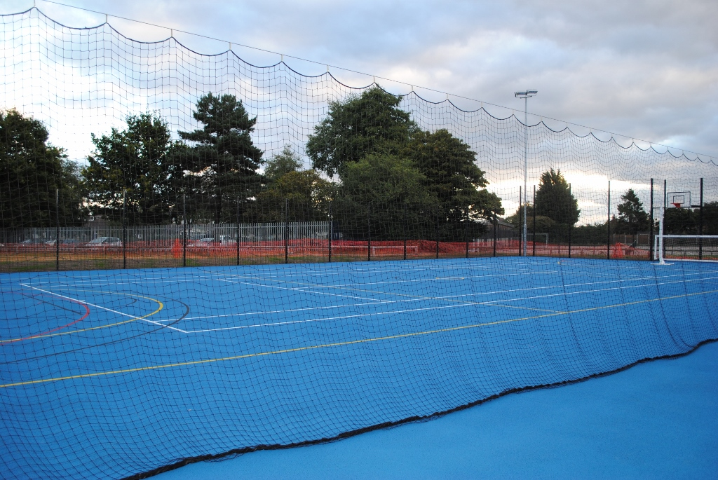 Pitch Divider Netting
