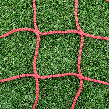 Coloured Standard Net for Mini Soccer 16x6 Football Goal
