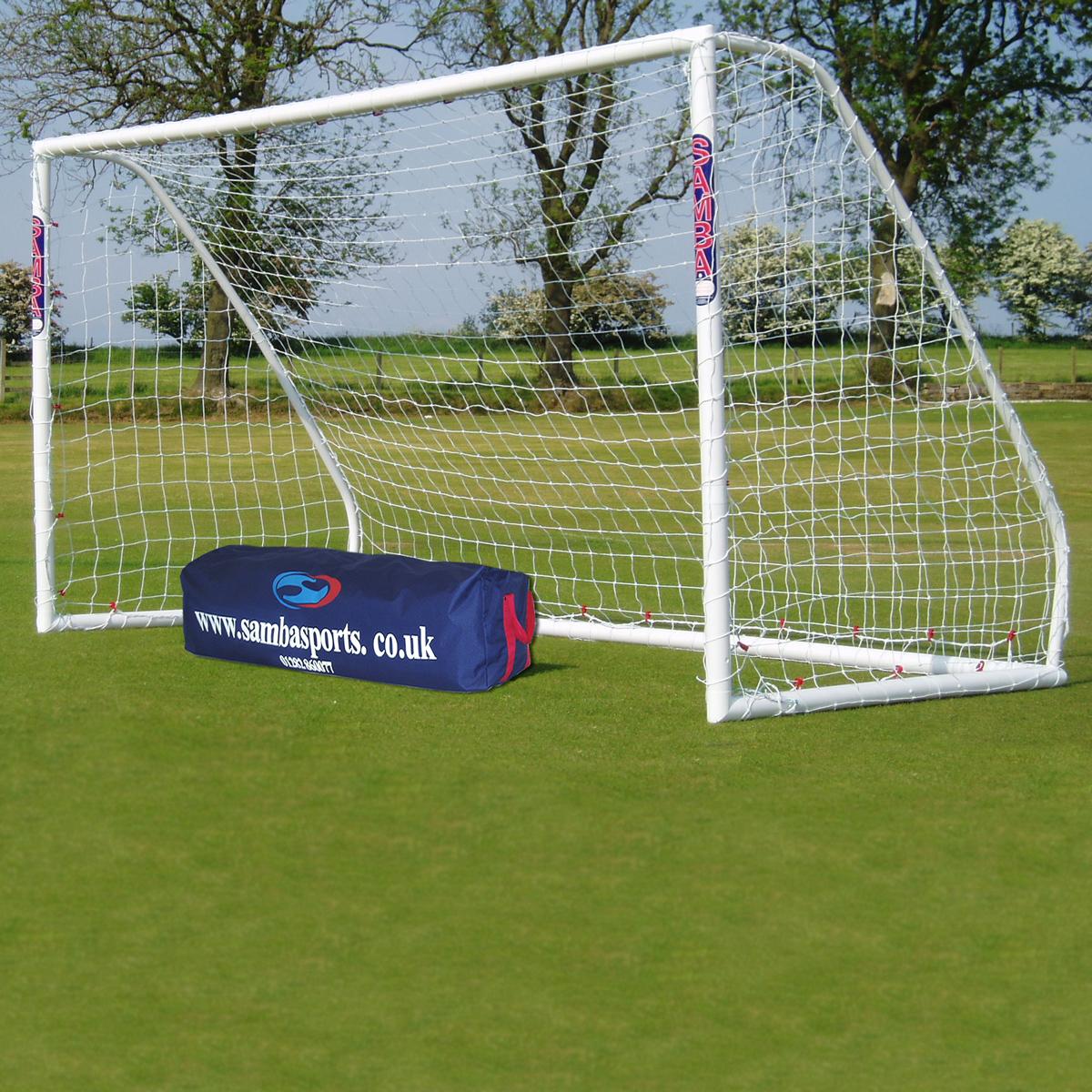 Samba 12 x 6ft Mini Soccer Match Goal