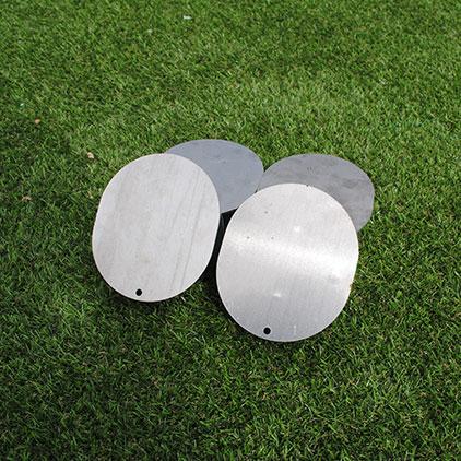 Drop In Lids For Aluminium Sockets (Set Of 4)