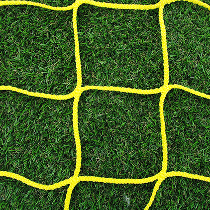 Coloured Standard Net for Mini Soccer 12x6 Football Goal