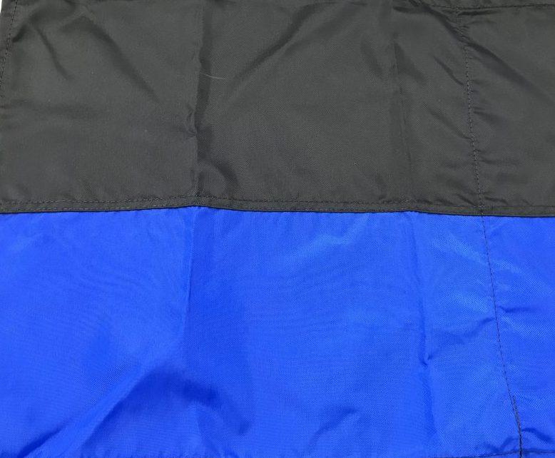 Two Colour Corner Pole Flags - Set of Four