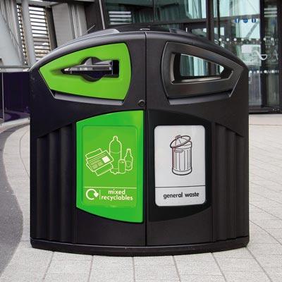 Nexus 200 Recycling Bin