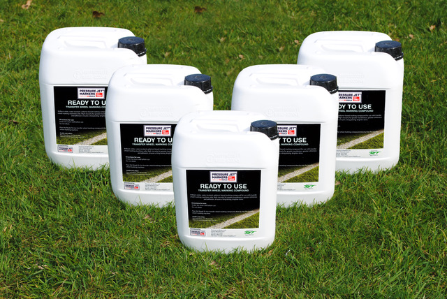 Ready to Use Line Marking Paint – Bulk Buy 50 Litres