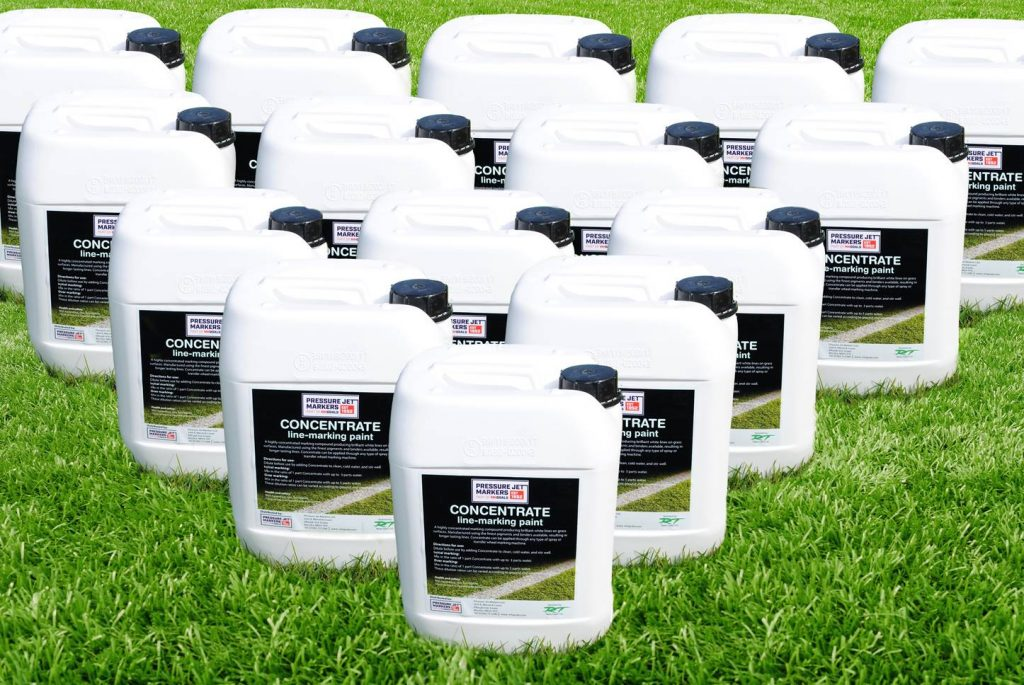 Concentrated Line Marking Paint – Bulk Buy 150 Litres
