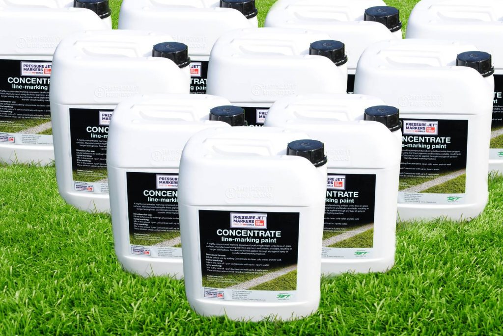 Concentrated Line Marking Paint – Bulk Buy 100 Litres