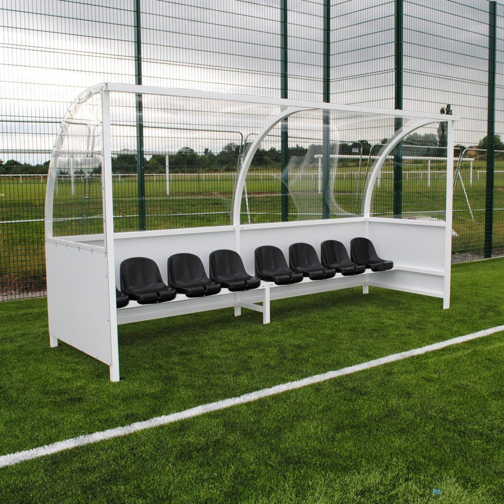 Pro Team Shelter with Bucket Seats