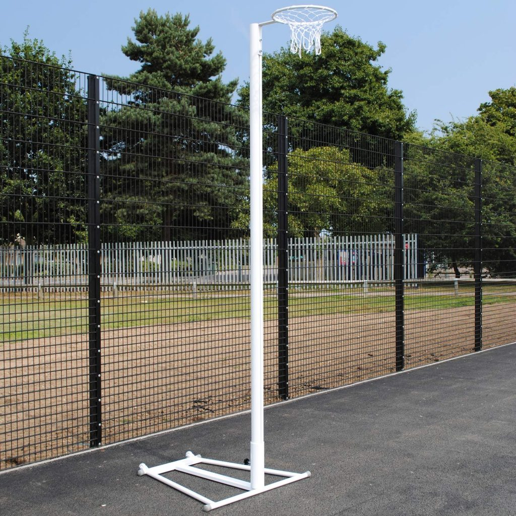 International Freestanding Netball Posts