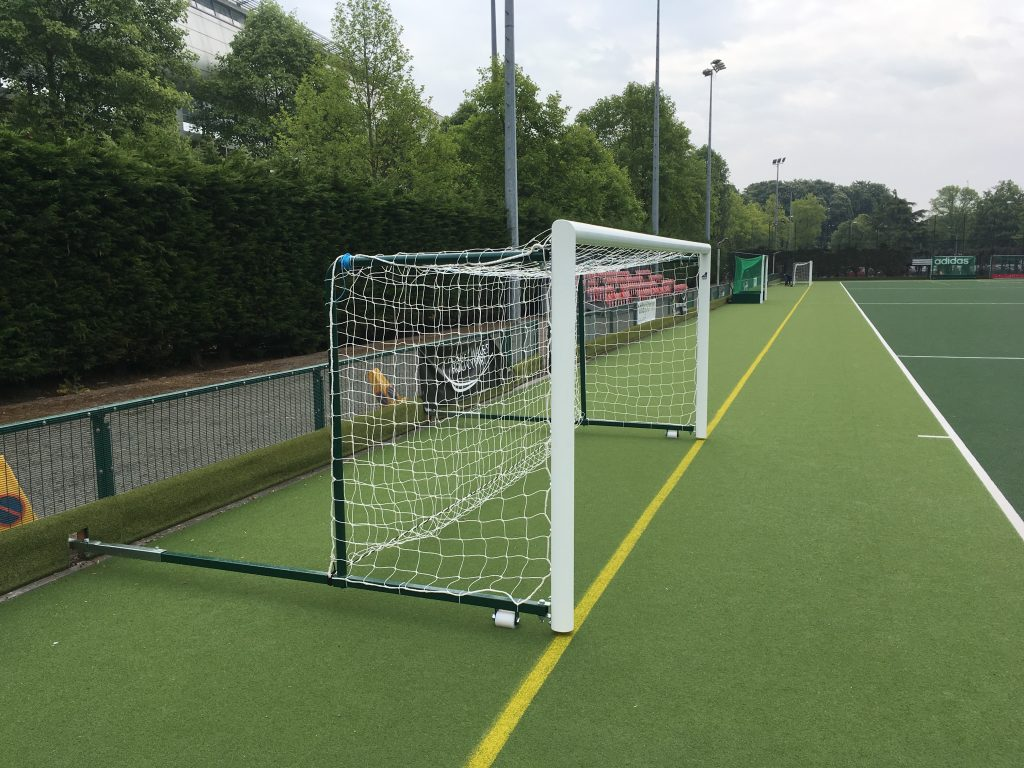 Fence Fixed Football Goals