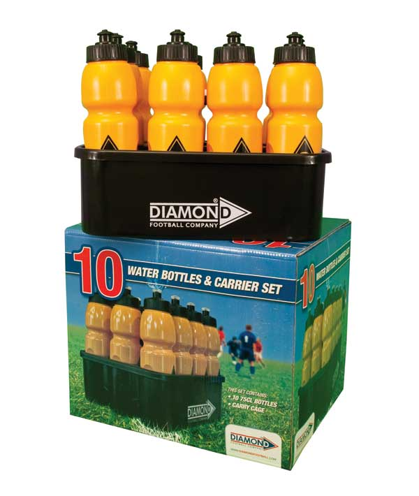 Bottle Set pack of 10 with carrier