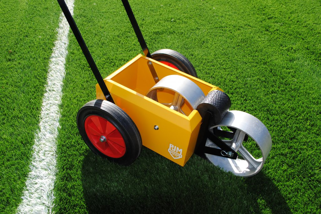Dimple Line Marker with Standard Tyres