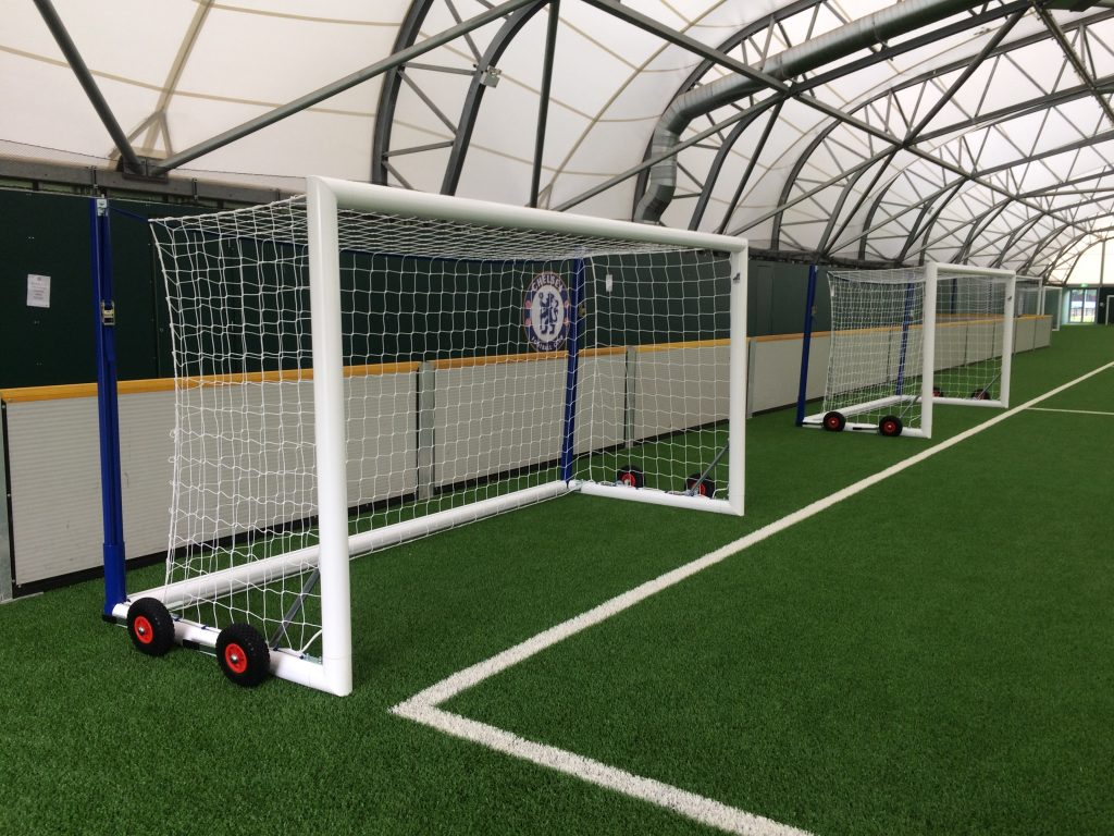 FT-347 Mini Soccer Pro Stadium Wheeled Chelsea FC