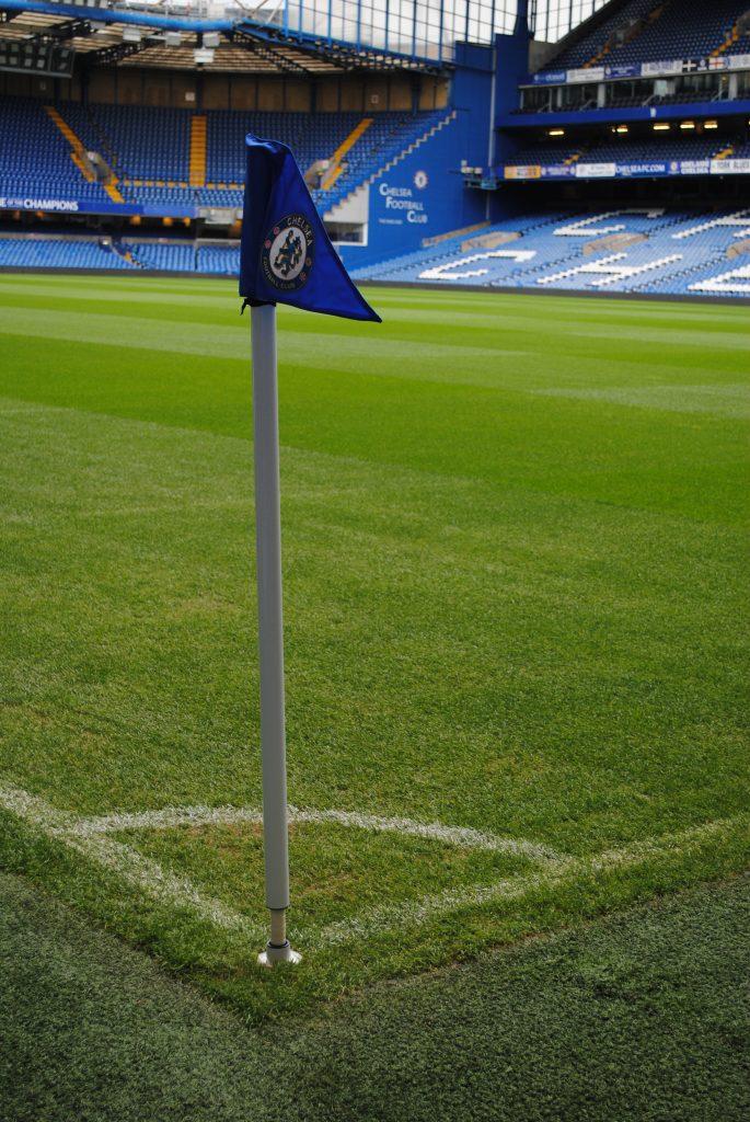 50mm Stadium Corner Pole