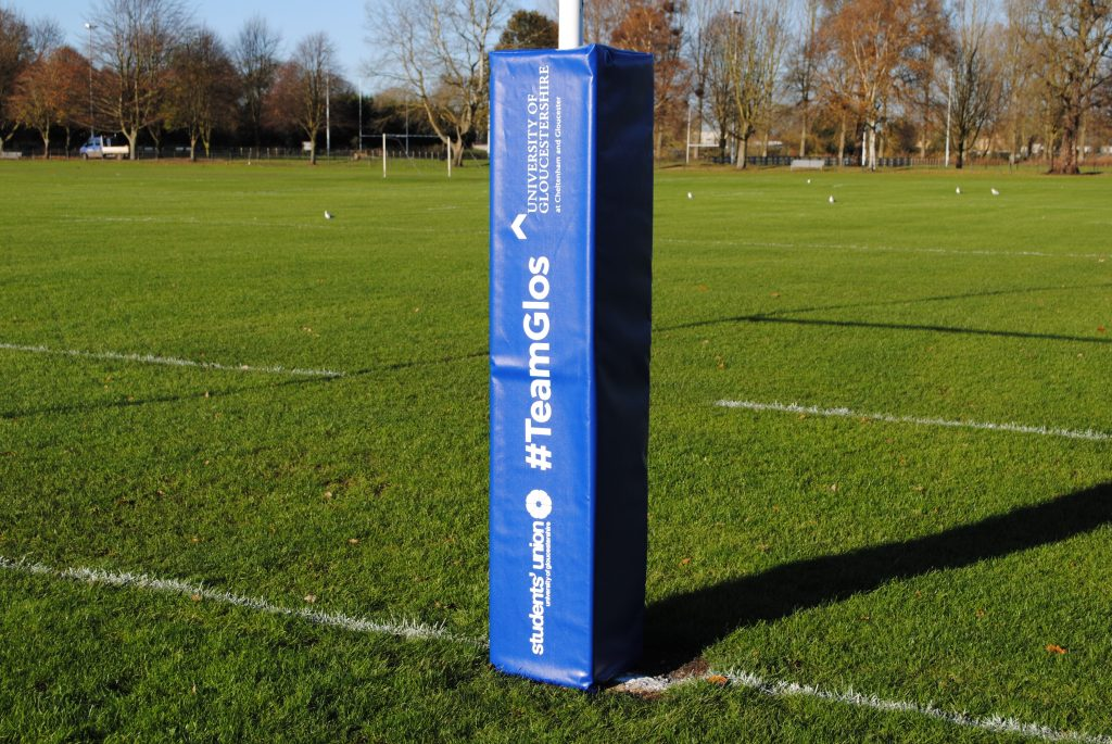 Printed Rugby Pads