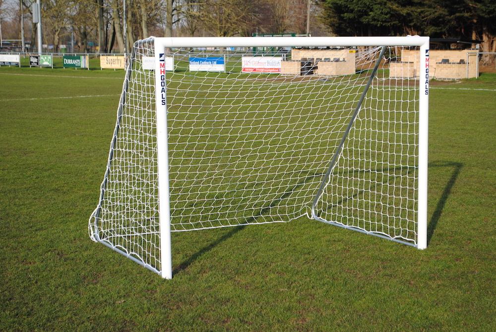 8x6 Garden Football Goal Package