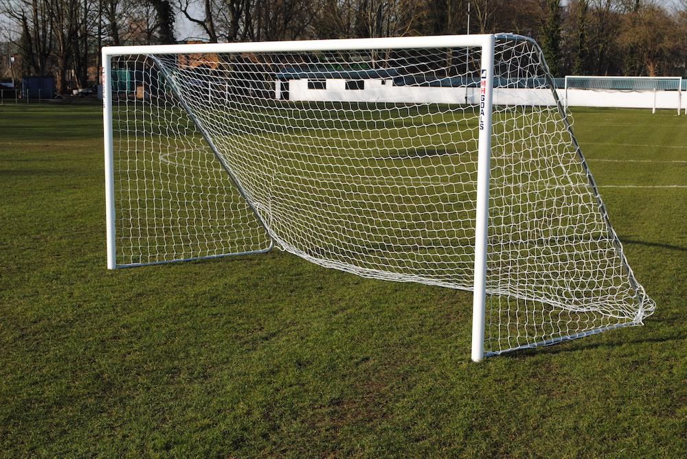 16×7 Garden Football Goal Package