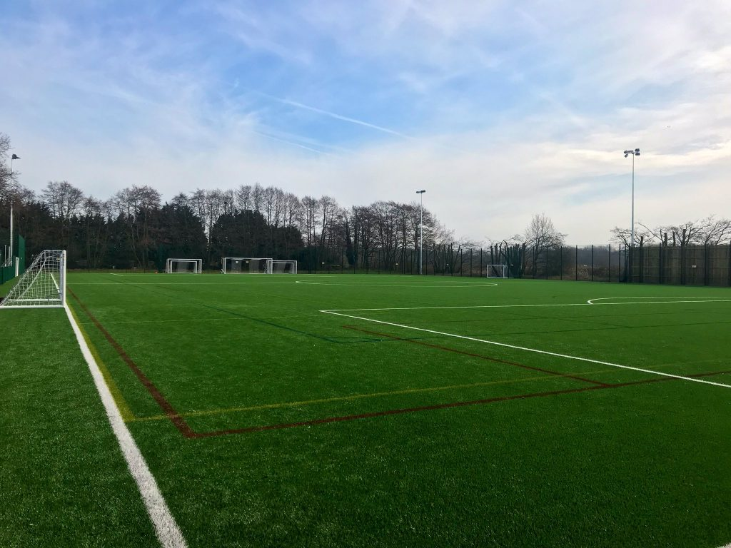 Beccles Town 3G pitch