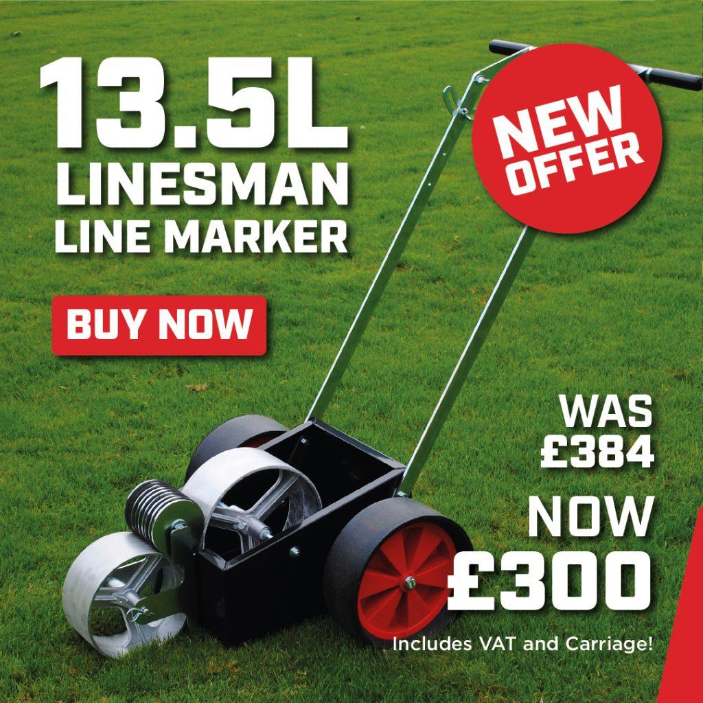Linesman Line Marker Just £300