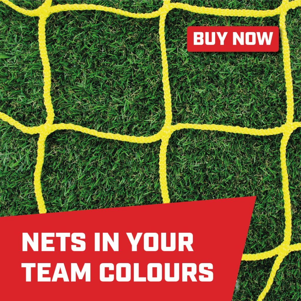 Nets in Your Team Colours