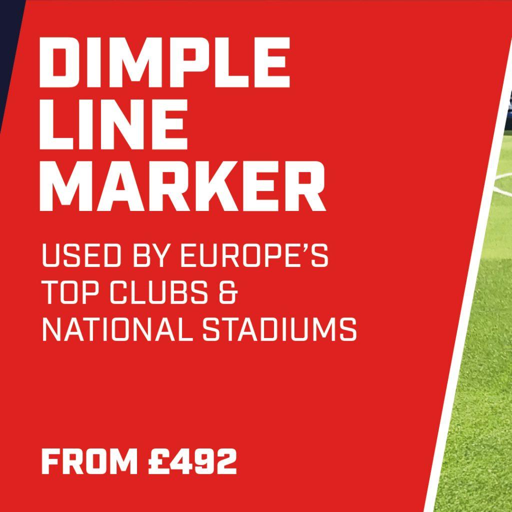 Dimple Line Marker
