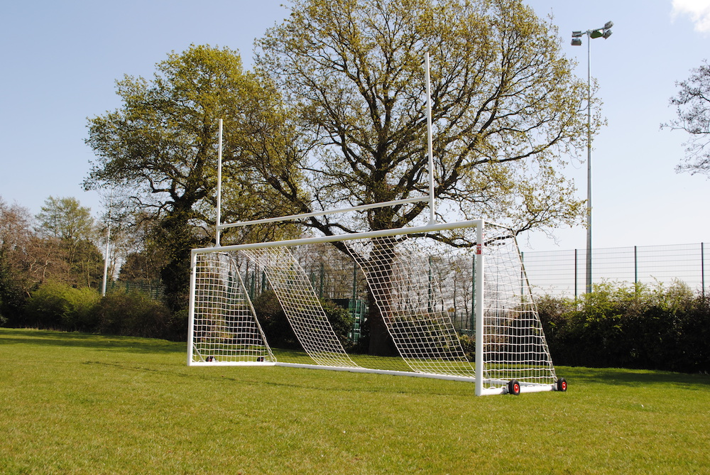 Socketed Football/Rugby Goal Package