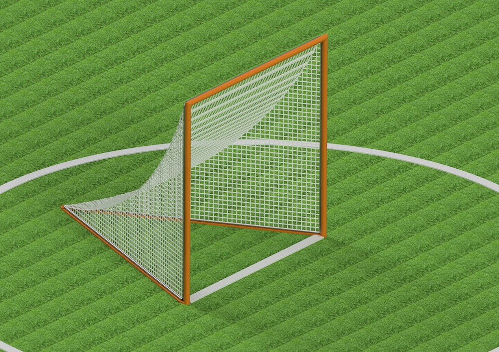 Competition Lacrosse Goals