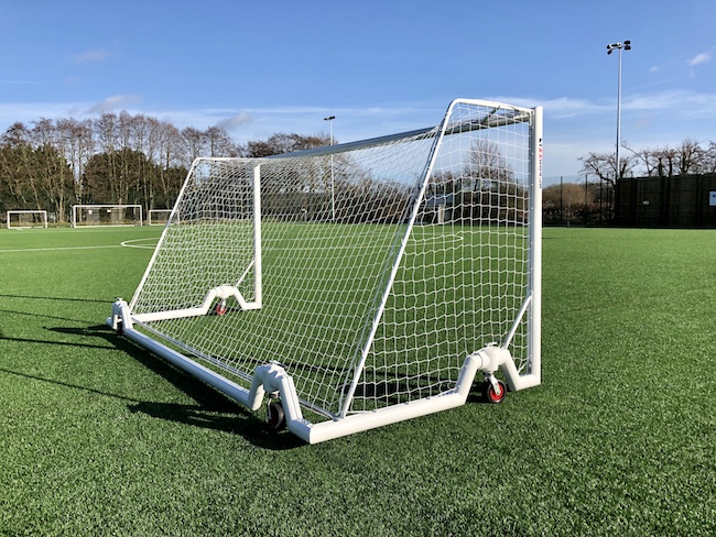 Revolution® Freestanding Portable Football Goal 16ft x 4ft