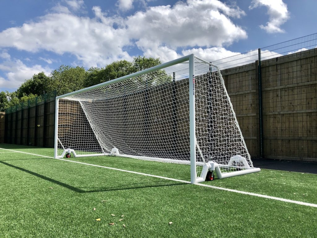 Revolution® Freestanding Portable Football Goal 21ft x 7ft