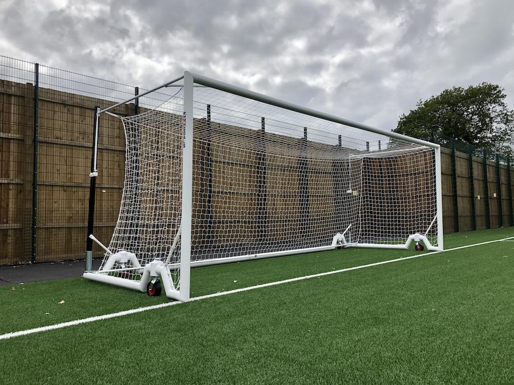 Revolution® Pro Freestanding Portable Football Goal 24ft x 8ft