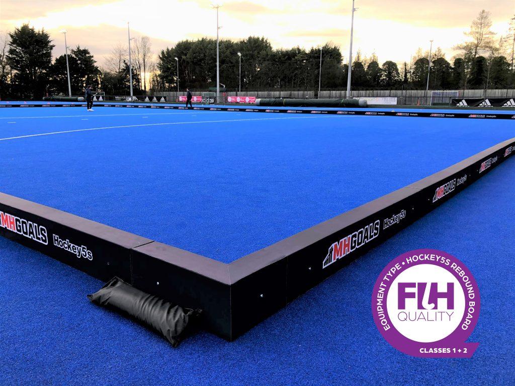 Hockey 5s Foam Board