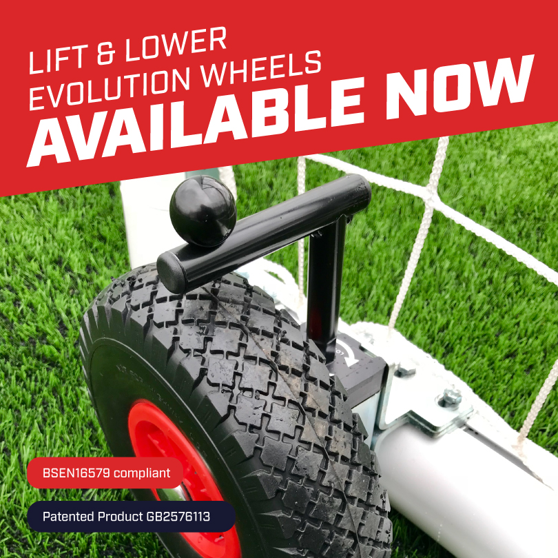 Lift and Lower Wheel